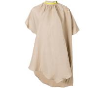 Kleid mit verstellbarem Kragen