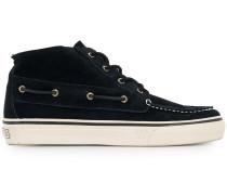 hi boat sneakers