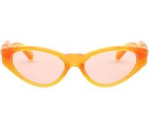 Brille mit ovalem Gestell