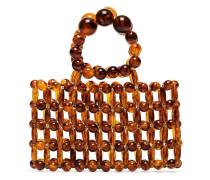 'Cora' Handtasche in Perlenoptik