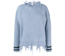 Garofano frayed jumper