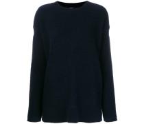 Kaschmir-Pullover mit tiefer Schulter