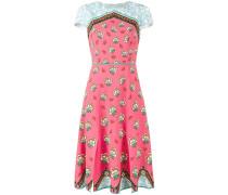 'Osmond' Kleid mit floralem Print