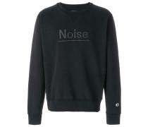 "Sweatshirt mit ""Noise""-Print"