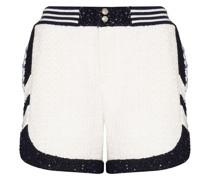 Tweed-Shorts