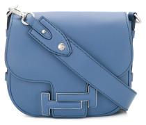 Double T shoulder bag