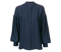 'Camisa' Seidenhemd
