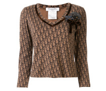 T-Shirt mit Trotter-Muster