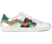 'Ace' Sneakers mit Drachen-Stickerei