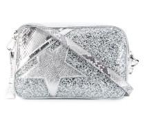 'Star' Umhängetasche mit Glitter-Finish