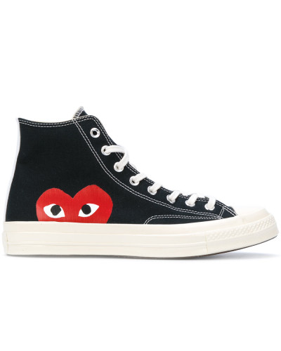 'Play' High-Top-Sneakers