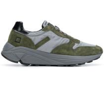 D.A.T.E. Sneakers aus Wildleder