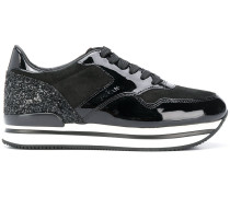 H222 lace-up sneakers