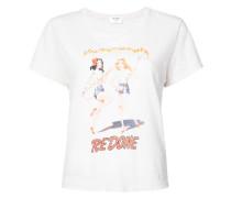'Devil Girls' T-Shirt mit grafischem Print