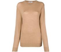classic round neck sweater