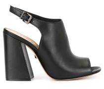 Sandalen mit hohem Keilabsatz