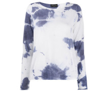 tie-dye relaxed top