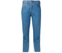 '501' Cropped-Jeans