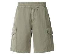Cargo-Shorts mit seitlichen Taschen