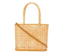 Handtasche aus Stroh