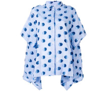 'Wind In' Oversized-Hemd