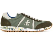 'Lucy' Sneakers mit Wildledereinsätzen