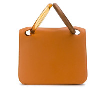Handtasche mit Ringhenkeln