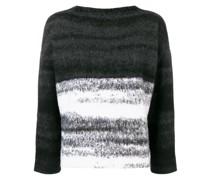 Oversized-Pullover mit Farbverlauf