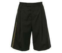 Oversized-Shorts mit Streifen
