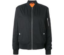 Brooke Shields bomber jacket