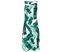 printed straight dress