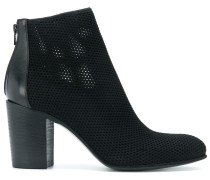 mesh style ankle boots