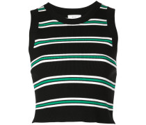 A.L.C. stripe knitted top