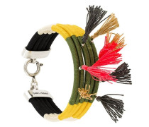 'The Wailers' Armband mit Quasten