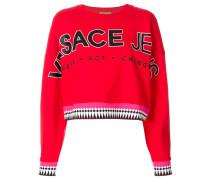 designer logo sweater