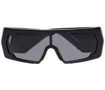 Sonnenbrille mit Oversized-Design