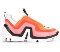 'Vibe' Sneakers in Colour-Block-Optik