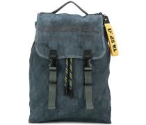 Jeans-Rucksack im Vintage-Look