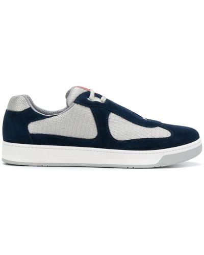 Niedrige Versand Online Billig Verkaufen Billig Prada Herren lace-up sneakers Spielraum Online Offizielle Seite Kaufen Neueste Günstige Online zAQOel749K