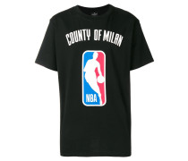 T-Shirt mit NBA-Print