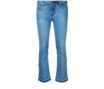 'Kiki' Jeans mit schmalem Bein