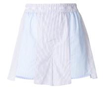 striped polin shorts