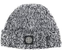 Mütze mit Grobstrick