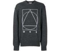 'Glyph Icon' Pullover