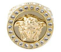 Medusa-Ring mit Swarovski-Kristallen