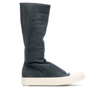 tall sneaker boots