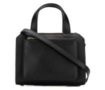 top handle mini tote bag