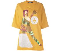 'David Bowie' Oversized-T-Shirt
