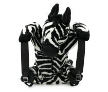 Rucksack in Zebra-Optik