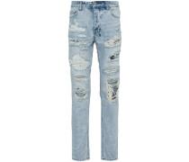 'Chitch Tropo Trash' Jeans